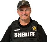 Sheriff Kenny Freeman